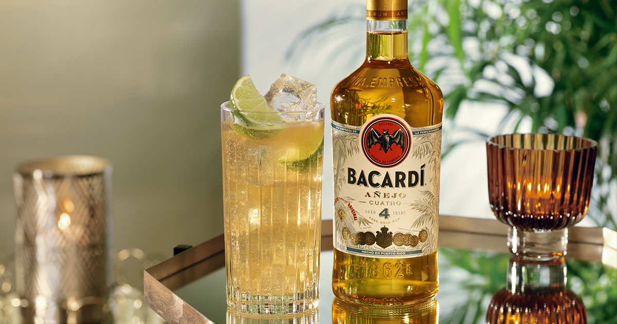 BACARDÍ AÑEJO CUATRO Crux Distribution Limited Where To Get Bacardi Product In Lagos