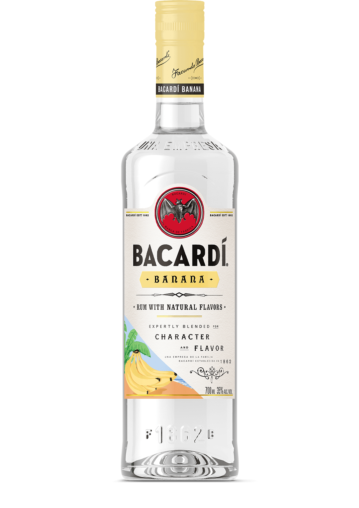 BACARDÍ BANANA DRINK FOR SALE IN LAGOS CRUX DISTRIBUTION LIMITED