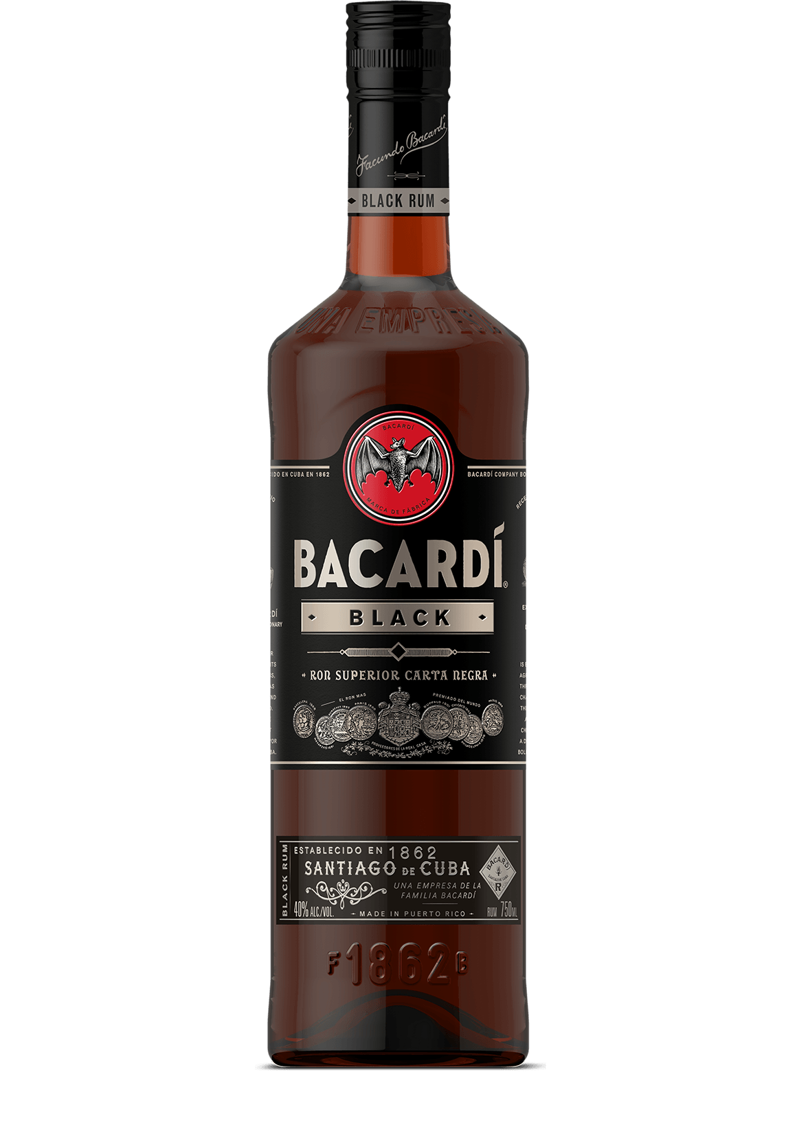 BACARDÍ BLACK DRINK FOR SALE IN LAGOS CRUX DISTRIBUTION LIMITED