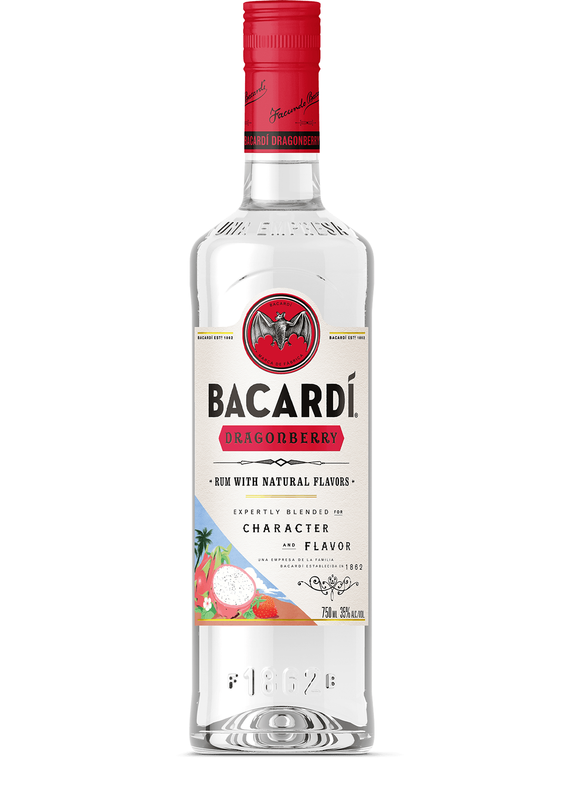 BACARDÍ DRAGONBERRY DRINK FOR SALE IN LAGOS CRUX DISTRIBUTION LIMITED