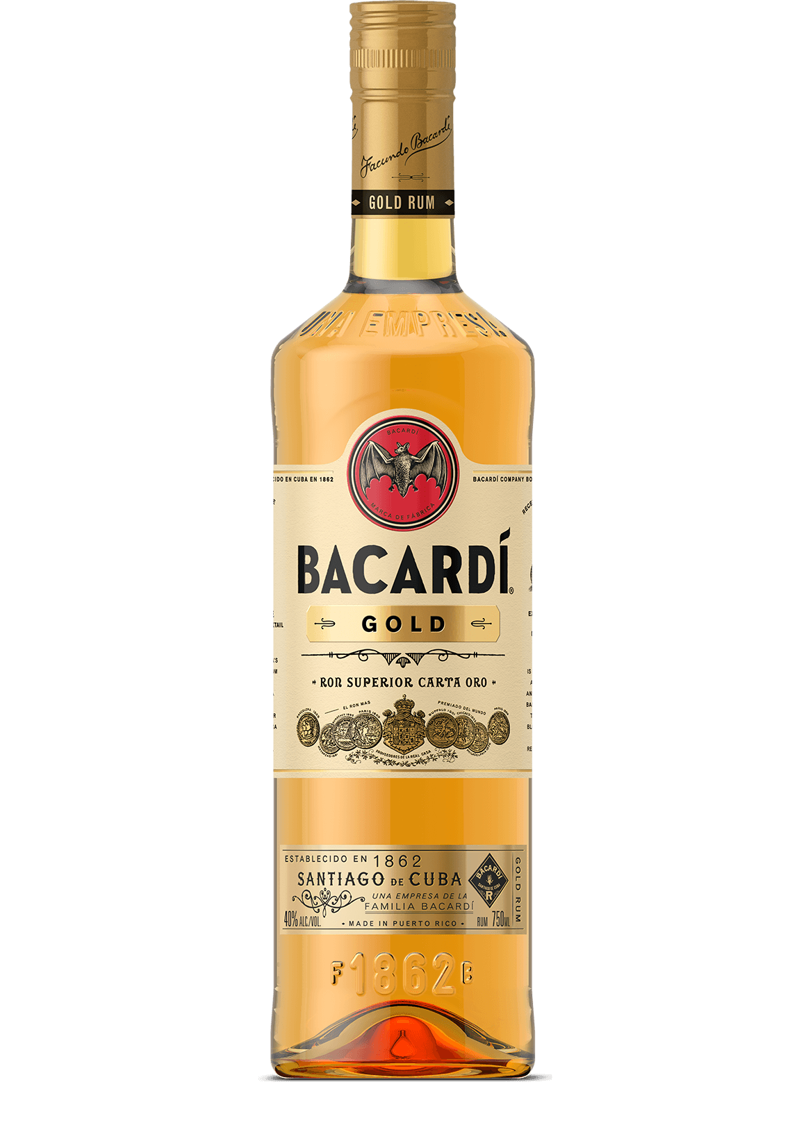 BACARDÍ GOLD DRINK FOR SALE IN LAGOS CRUX DISTRIBUTION LIMITED