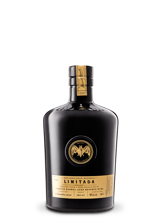 BACARDÍ GRAN RESERVA LIMITADA DRINK FOR SALE IN LAGOS CRUX DISTRIBUTION LIMITED