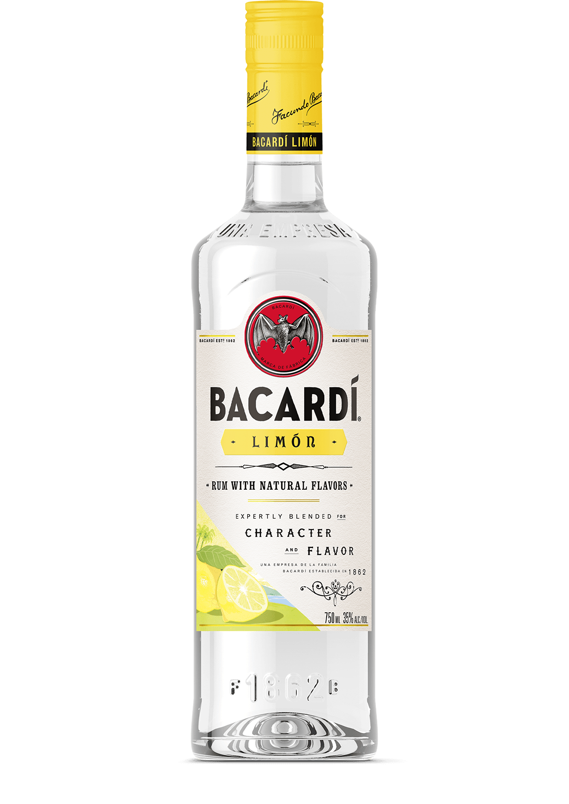 BACARDÍ LIMÓN DRINK FOR SALE IN LAGOS CRUX DISTRIBUTION LIMITED