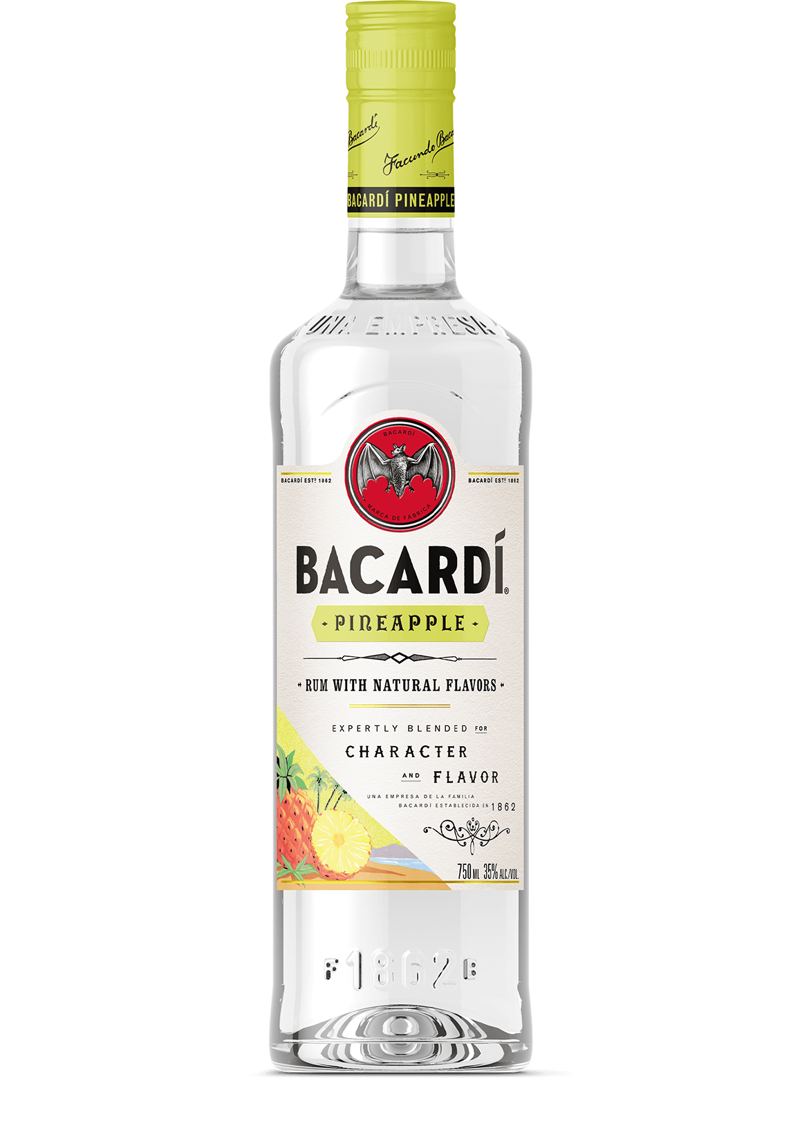 BACARDÍ PINEAPPLE DRINK FOR SALE IN LAGOS CRUX DISTRIBUTION LIMITED
