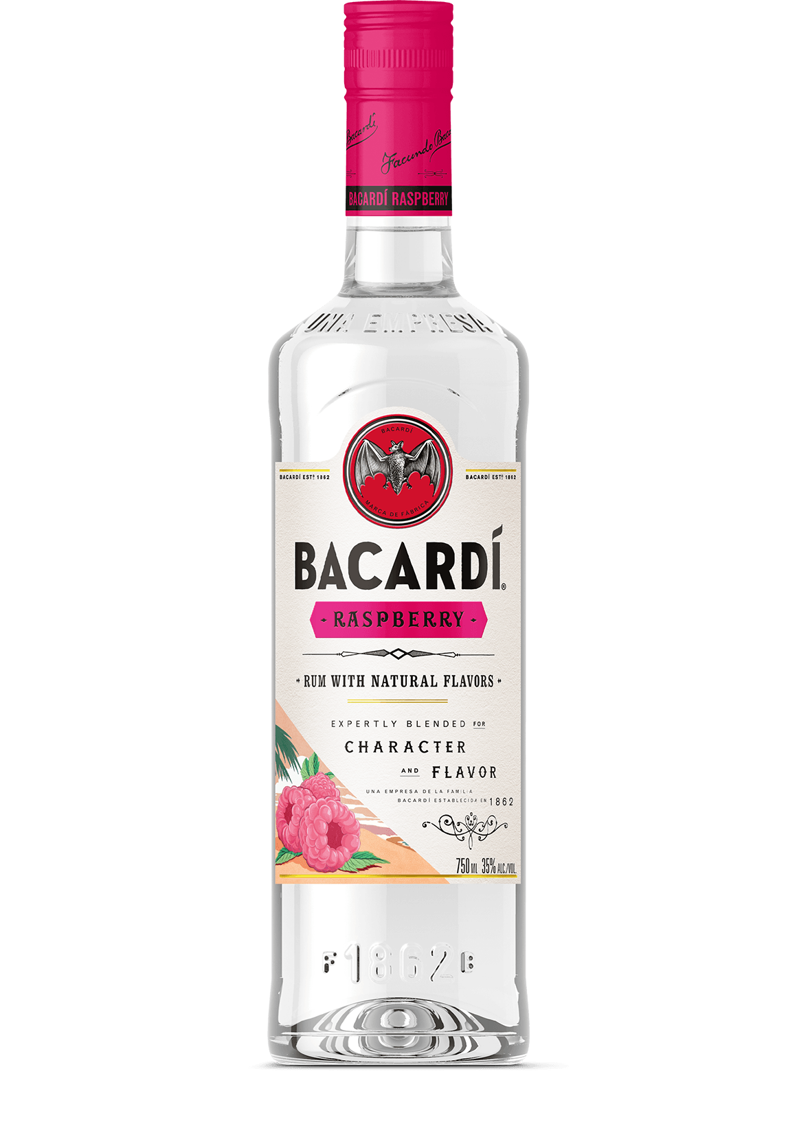 BACARDÍ RASPBERRY DRINK FOR SALE IN LAGOS CRUX DISTRIBUTION LIMITED