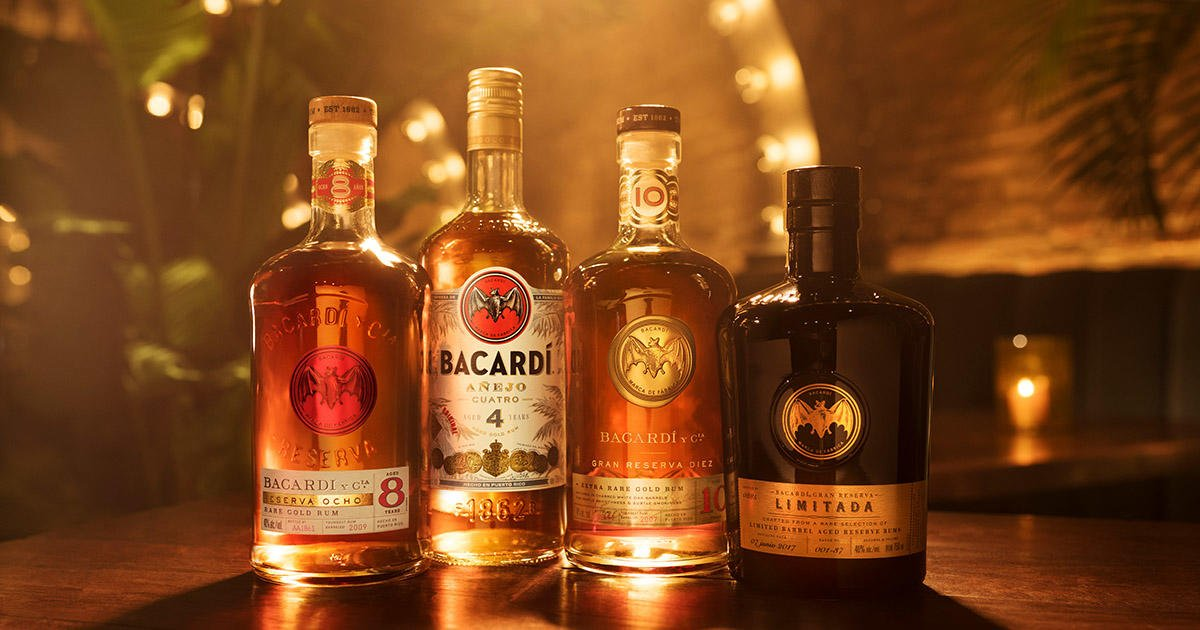 BACARDÍ RESERVA OCHO Crux Distribution Limited Where To Get Bacardi Product In Lagos