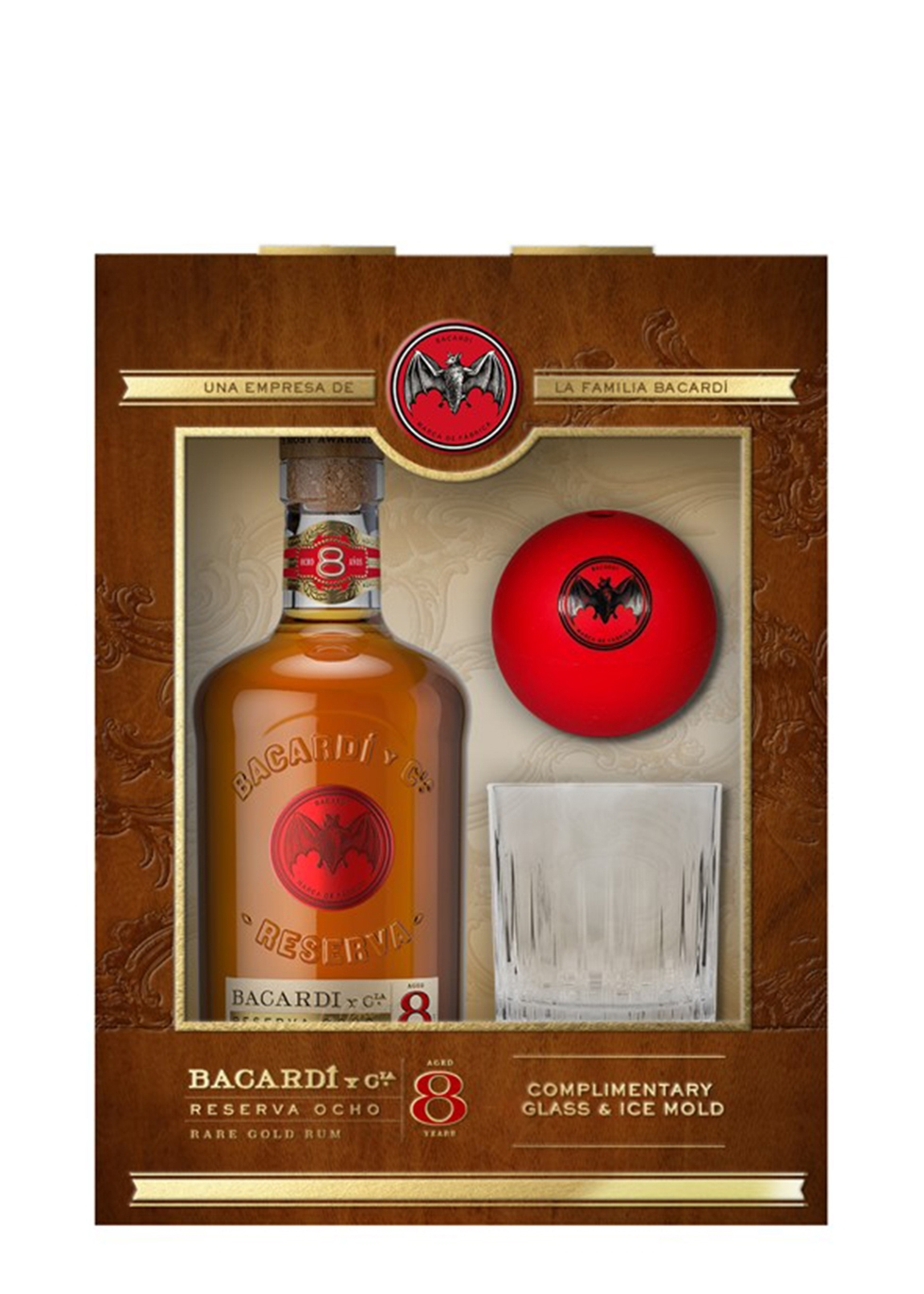 BACARDÍ RESERVA OCHO Lagos Crux Distribution Limited Where To Get Bacardi Product In Lagos