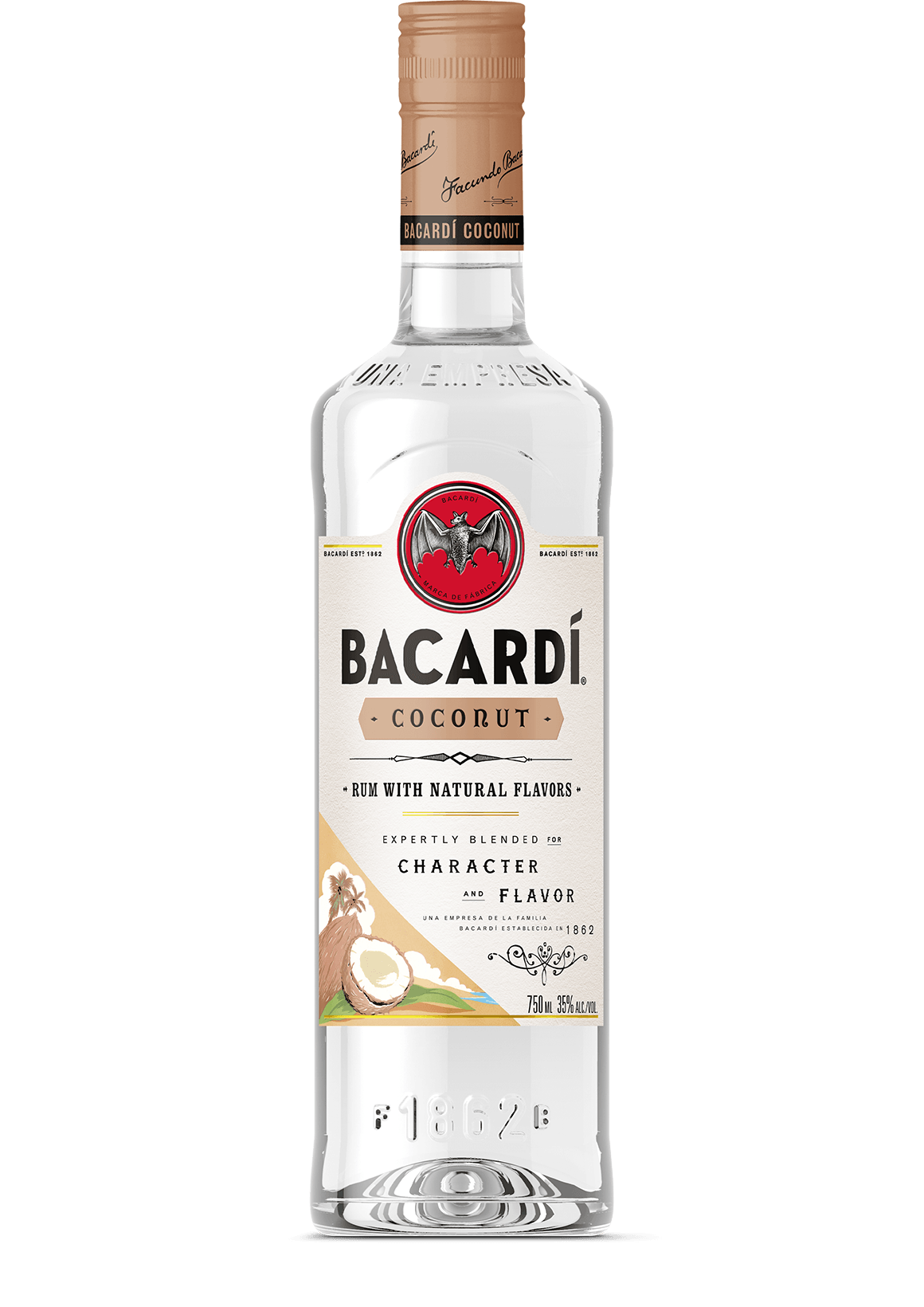 BACARDÍ COCONUT DRINK FOR SALE IN LAGOS CRUX DISTRIBUTION LIMITED