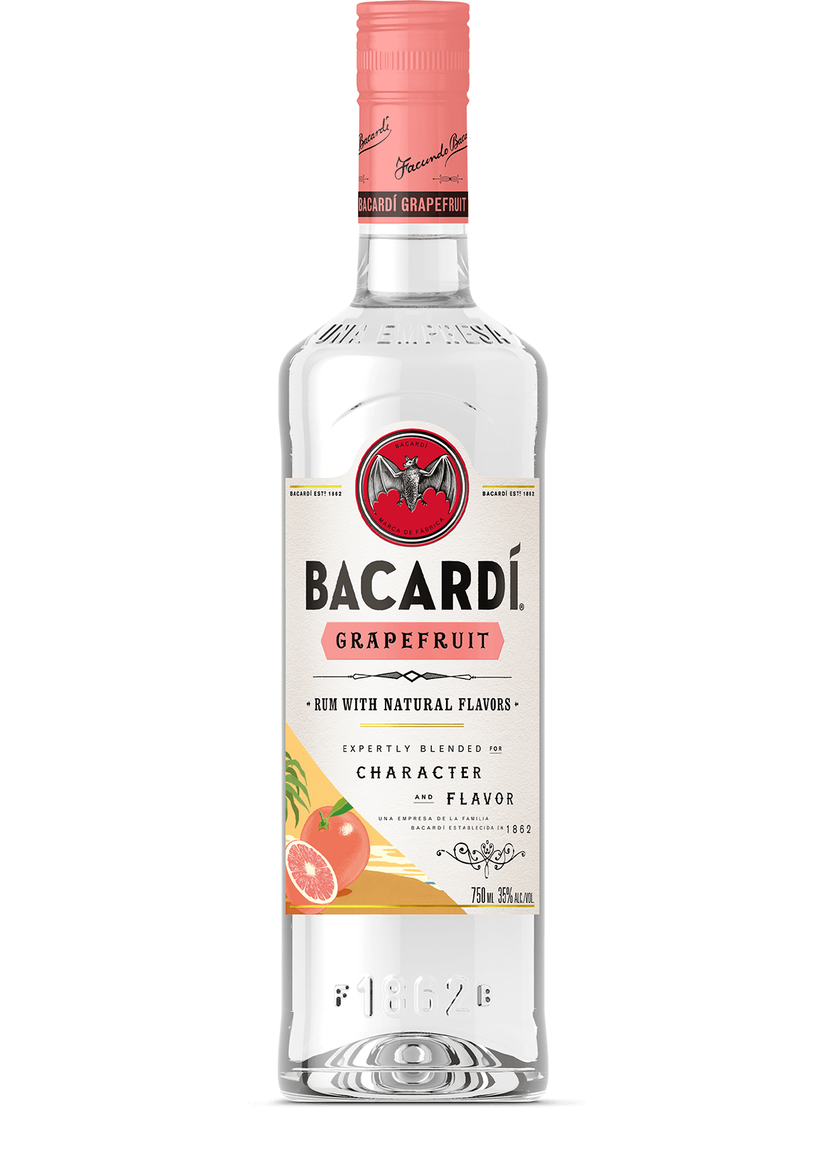 BACARDÍ GRAPEFRUIT DRINK FOR SALE IN LAGOS CRUX DISTRIBUTION LIMITED