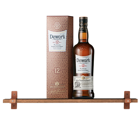 Dewars 12 YEARS OLD Flavor DRINK FOR SALE IN LAGOS CRUX DISTRIBUTION LIMITED