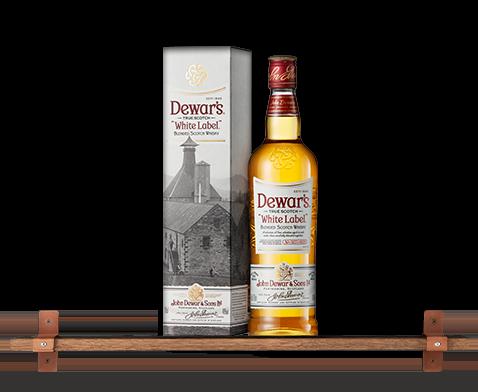 Dewars WHITE LABEL Flavor DRINK FOR SALE IN LAGOS CRUX DISTRIBUTION LIMITED