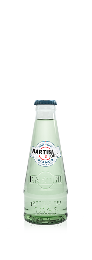 MARTINI & TONIC BIANCO DRINK FOR SALE IN LAGOS CRUX DISTRIBUTION LIMITED