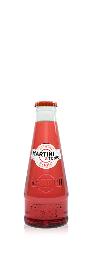 MARTINI & TONIC FIERO FOR SALE IN LAGOS CRUX DISTRIBUTION LIMITED