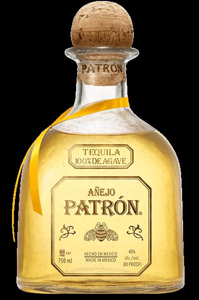 TEQUILA PATRÓN AÑEJO FOR SALE IN LAGOS